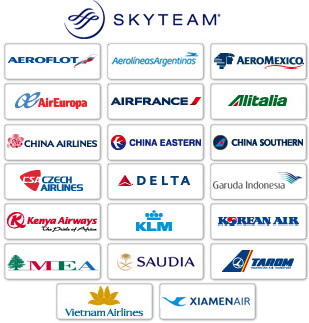 China Southern Airlines SkyTeam